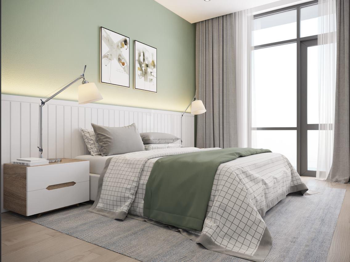 thiết kế nội thất Biệt Thự tại Quảng Bình EURO VILLAGE HOUSE 5 1531705856