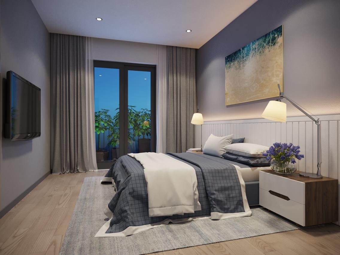 thiết kế nội thất Biệt Thự tại Quảng Bình EURO VILLAGE HOUSE 8 1531705854