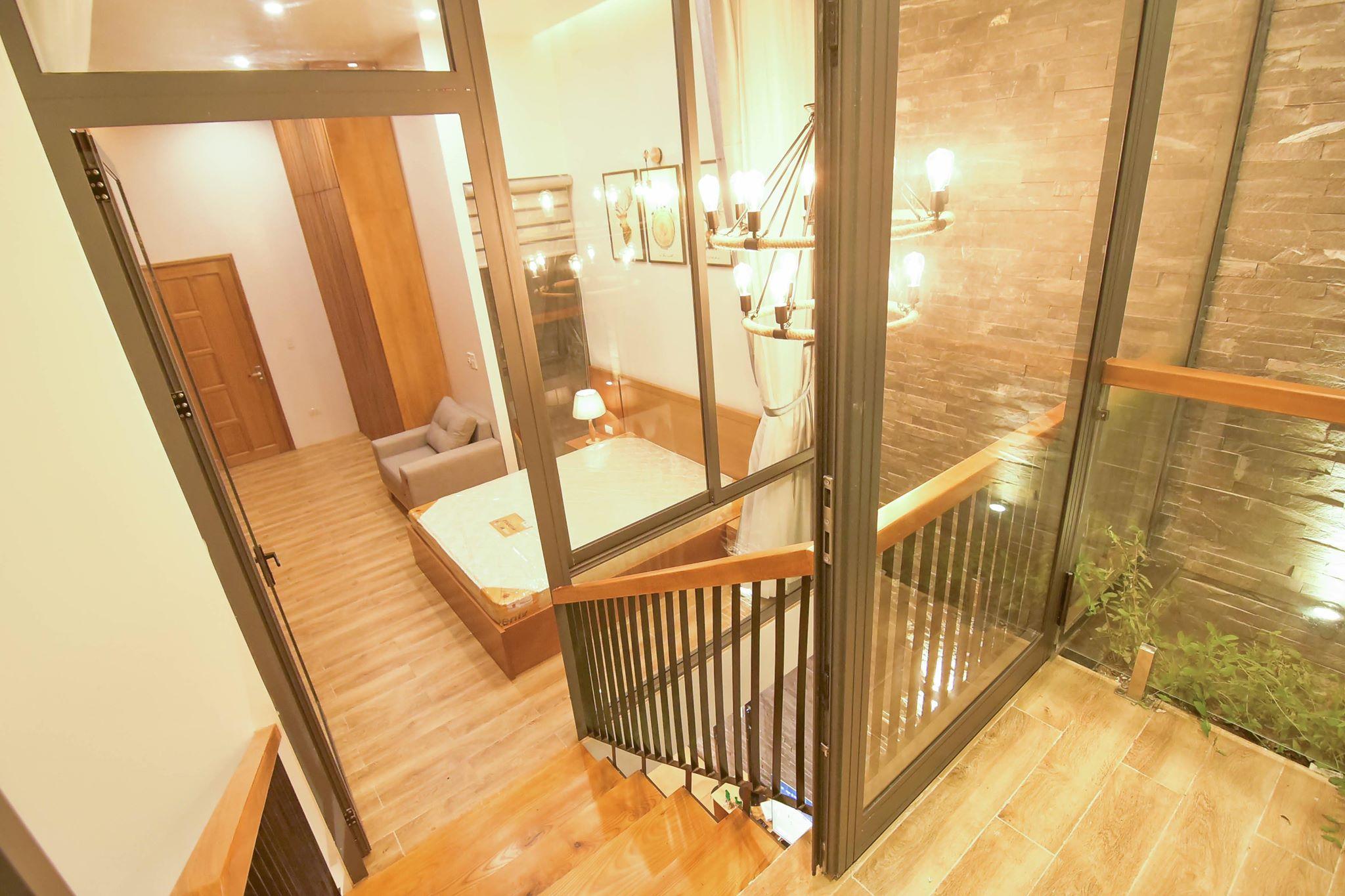 thiết kế Nhà Mặt Phố 3 tầng tại Đà Nẵng THE GARDEN HOUSE 14 1561348252