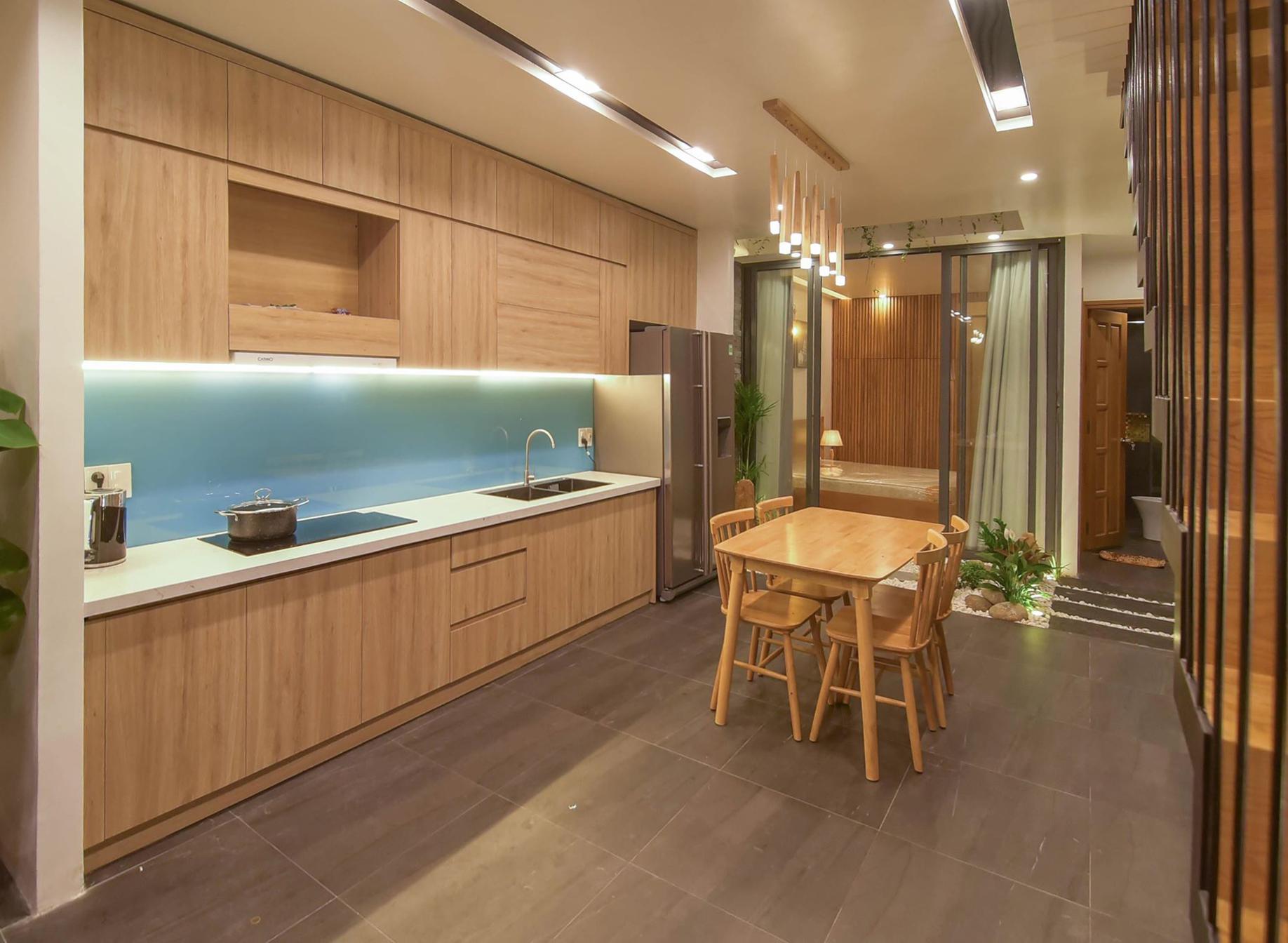 thiết kế Nhà Mặt Phố 3 tầng tại Đà Nẵng THE GARDEN HOUSE 7 1561348251