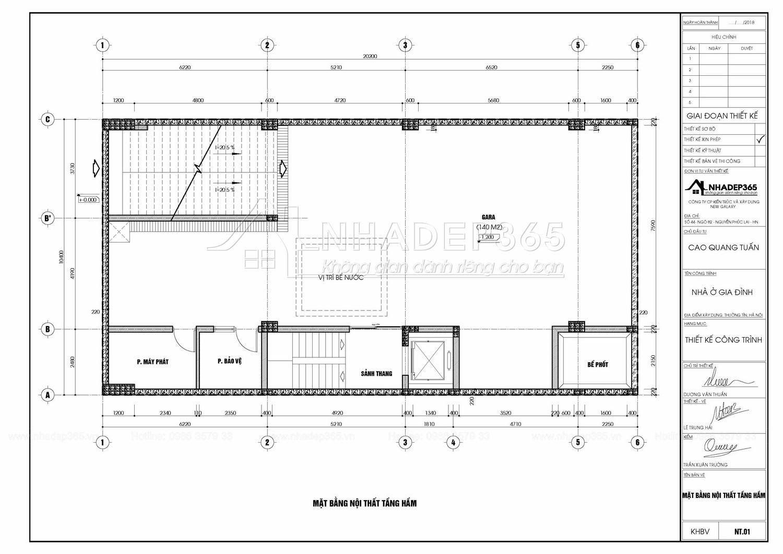 Thiết kế Nhà Mặt Phố tại Hà Nội Nhà Ở 5 Tầng Kết Hợp Văn Phòng Cho Thuê Diện Tích 10×20m 1589872779 16