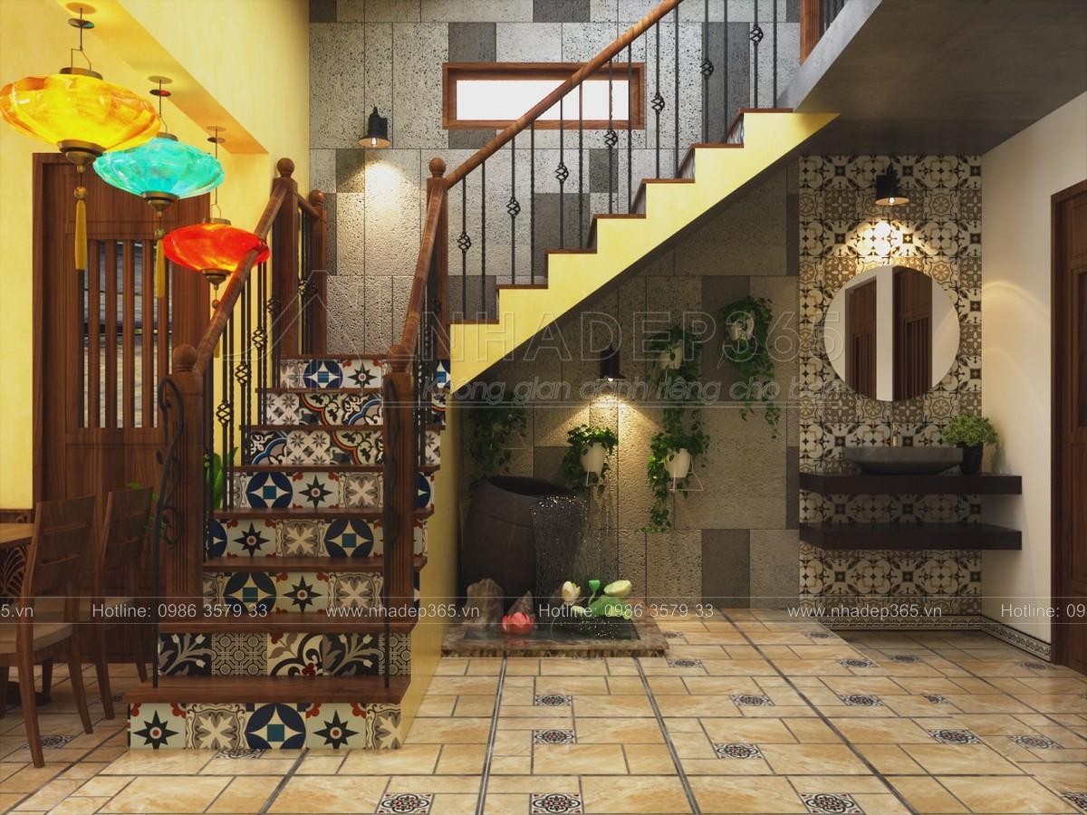 thiết kế nội thất Nhà Mặt Phố tại Quảng Nam Thiết kế Nhà hàng Hội An- 43 Trần Cao Vân- Hội An 3 1554198029