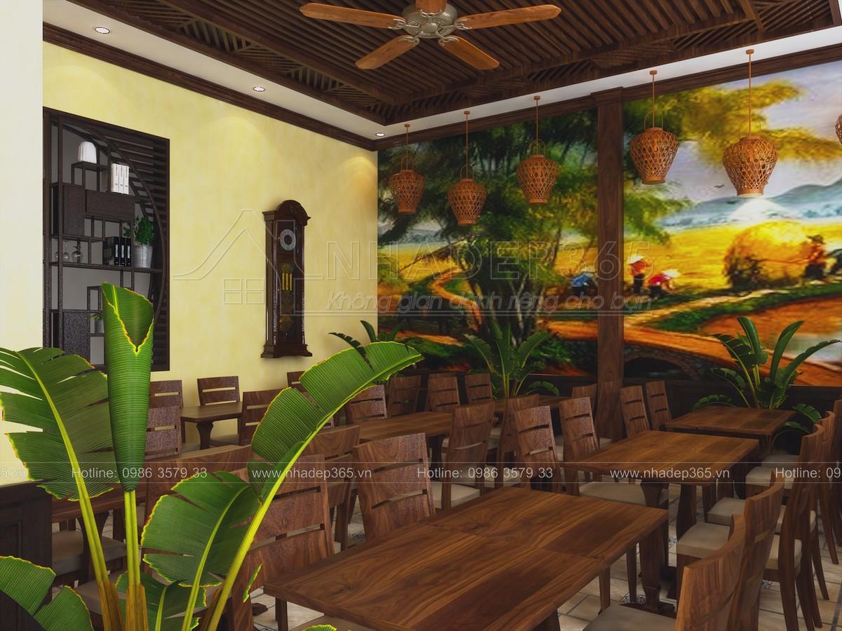 thiết kế nội thất Nhà Mặt Phố tại Quảng Nam Thiết kế Nhà hàng Hội An- 43 Trần Cao Vân- Hội An 5 1554198030