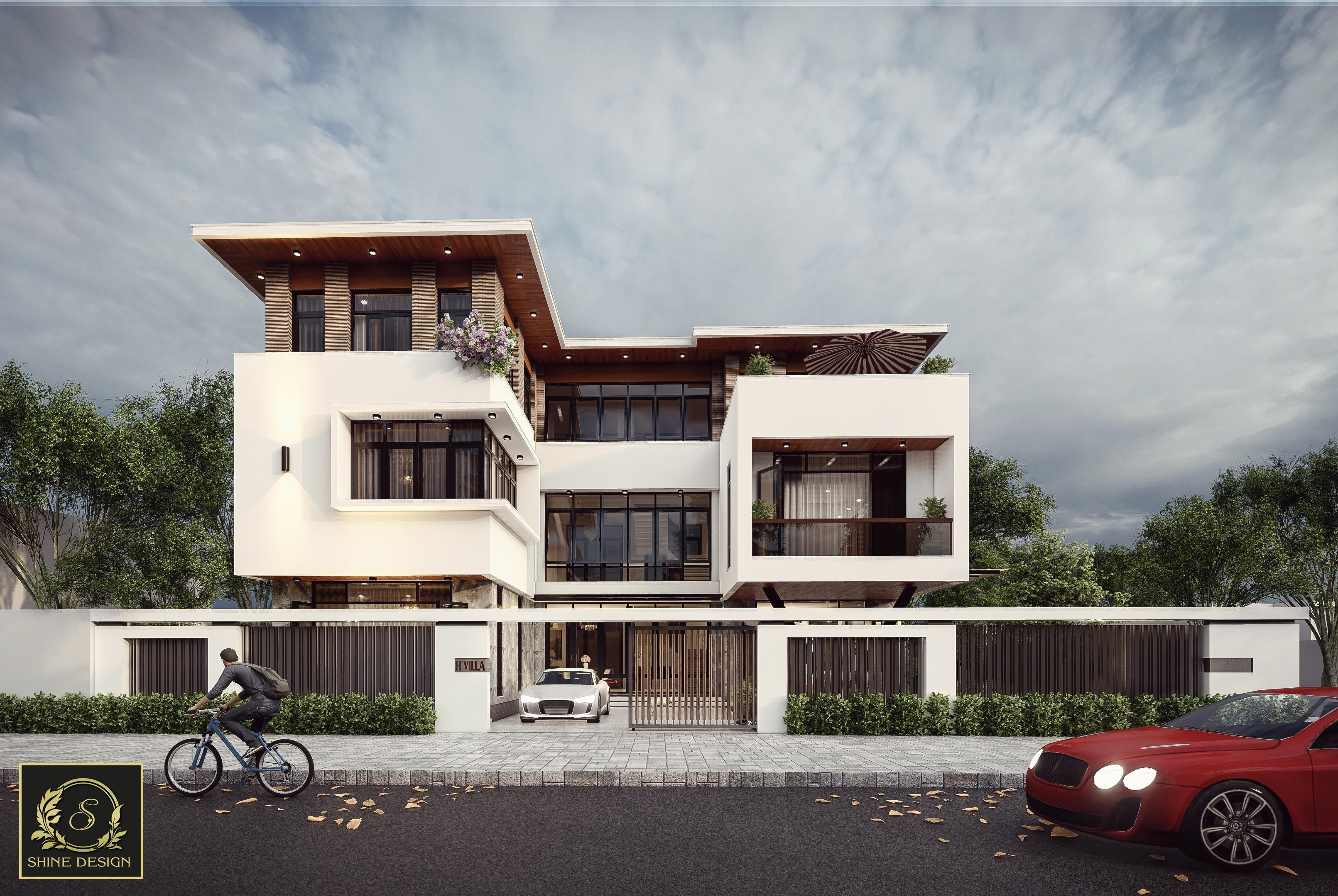 Thiết kế Biệt Thự tại Thanh Hóa H Villa 1576576838 1