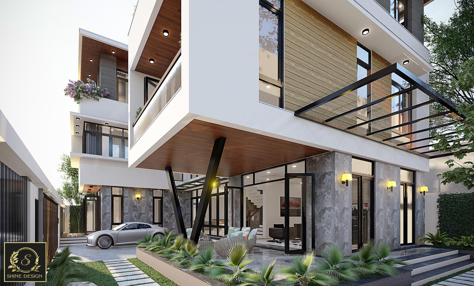 Thiết kế Biệt Thự tại Thanh Hóa H Villa 1576576838 2