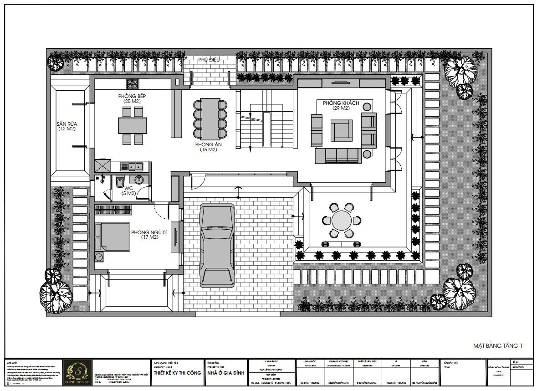 Thiết kế Biệt Thự tại Thanh Hóa H Villa 1576576838 4