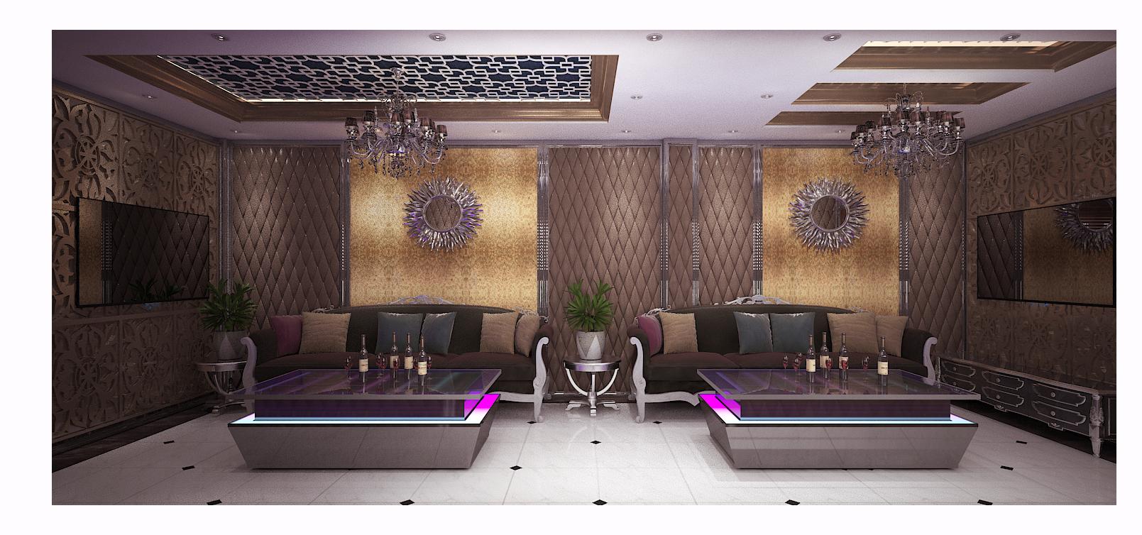 thiết kế nội thất Nhà Mặt Phố tại Bắc Ninh Nội thất nhà phố Bắc Ninh 2 1544255539