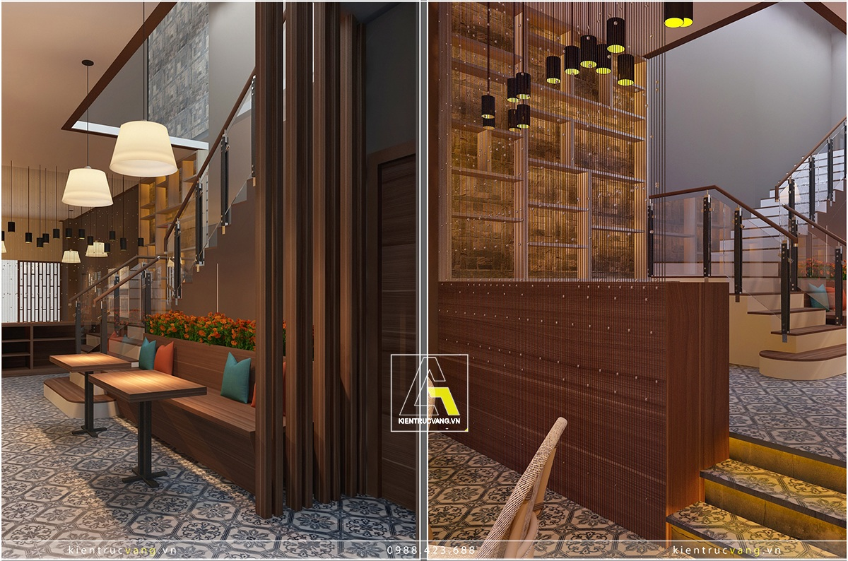 thiết kế nội thất Cafe tại Thái Nguyên Thiết kế nội thất quán cafe Thái Nguyên 10 1530871471