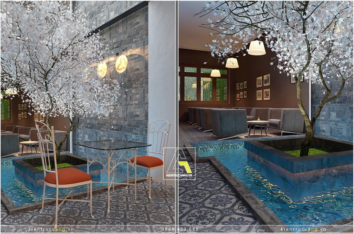 thiết kế nội thất Cafe tại Thái Nguyên Thiết kế nội thất quán cafe Thái Nguyên 1 1530871475