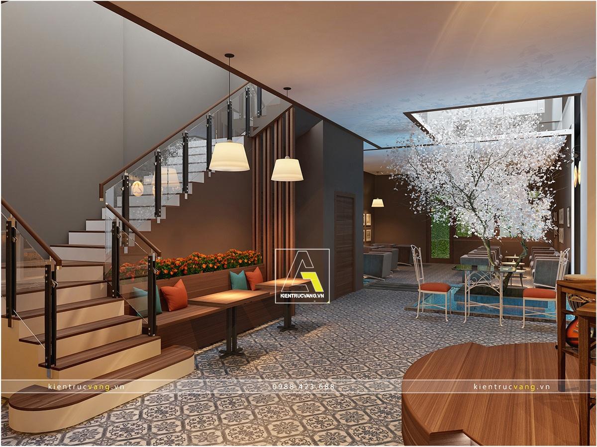 thiết kế nội thất Cafe tại Thái Nguyên Thiết kế nội thất quán cafe Thái Nguyên 3 1530871466