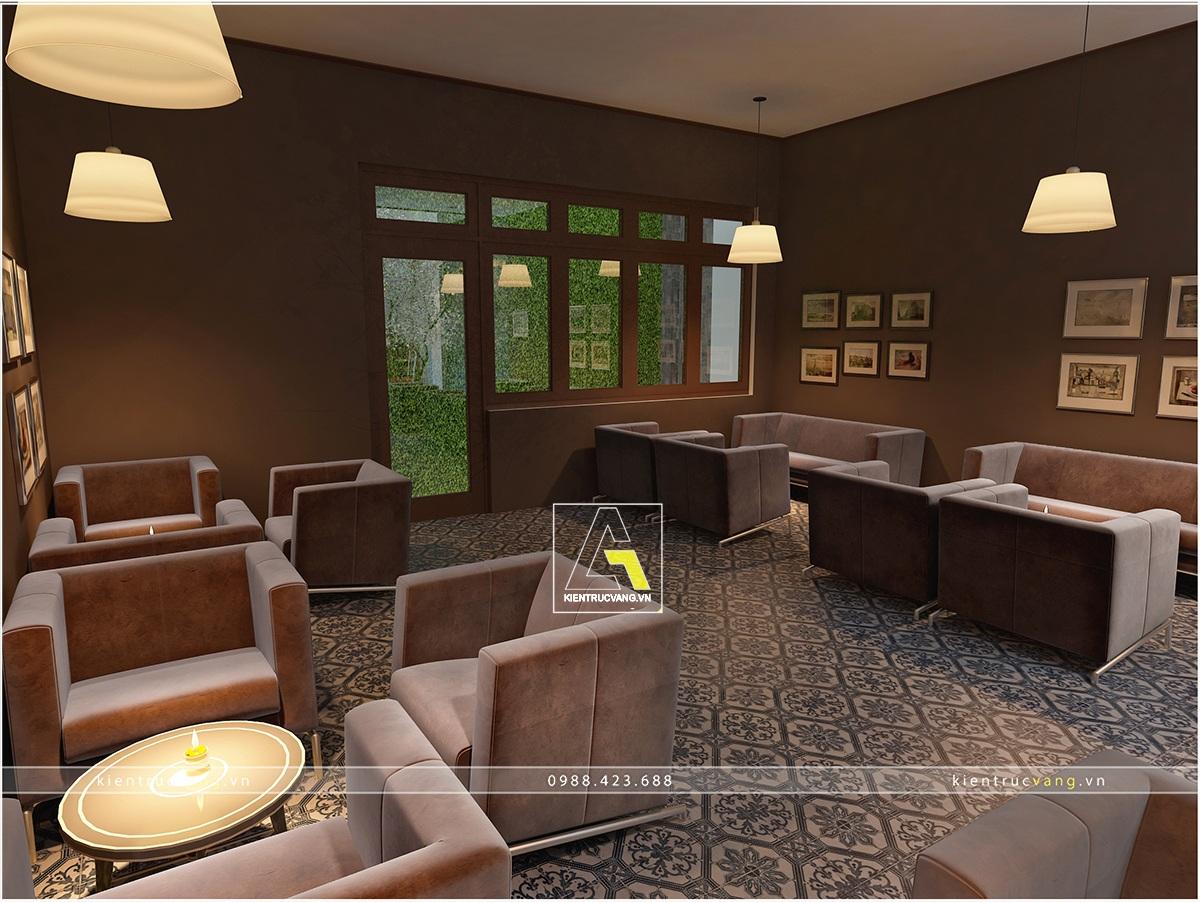 thiết kế nội thất Cafe tại Thái Nguyên Thiết kế nội thất quán cafe Thái Nguyên 7 1530871469