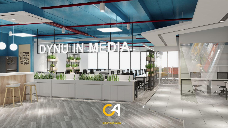 Thiết kế nội thất Văn Phòng tại Đà Nẵng Thiết kế thi công nội thất văn phòng Interate tại Đà Thành 1619683369 0