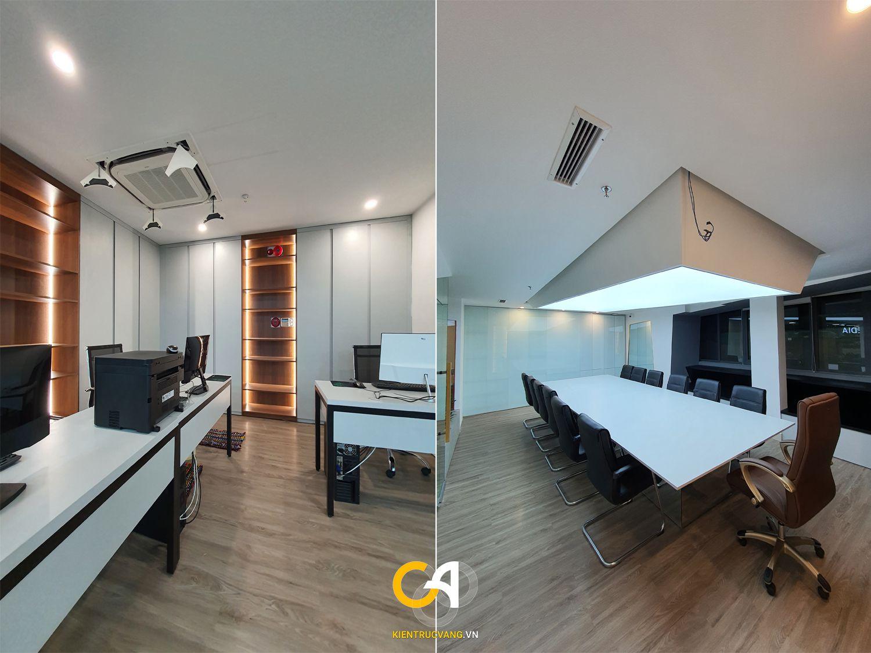 Thiết kế nội thất Văn Phòng tại Đà Nẵng Thiết kế thi công nội thất văn phòng Interate tại Đà Thành 1619683369 6