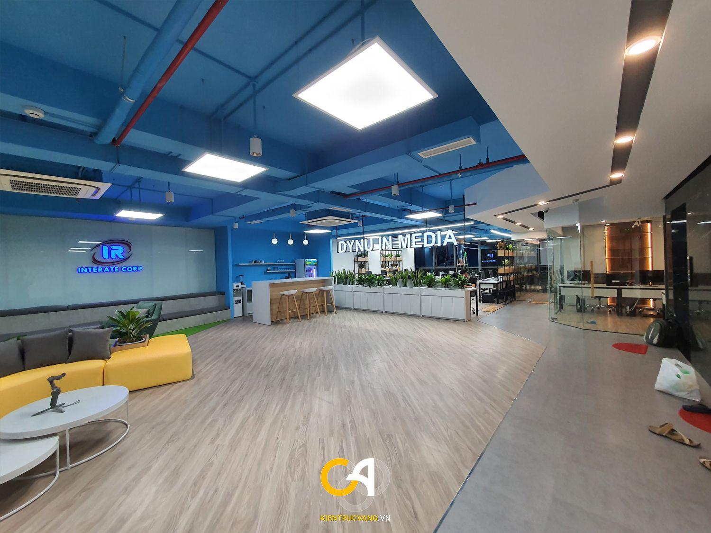 Thiết kế nội thất Văn Phòng tại Đà Nẵng Thiết kế thi công nội thất văn phòng Interate tại Đà Thành 1619683370 10