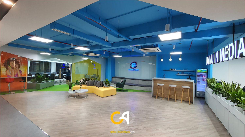 Thiết kế nội thất Văn Phòng tại Đà Nẵng Thiết kế thi công nội thất văn phòng Interate tại Đà Thành 1619683370 11