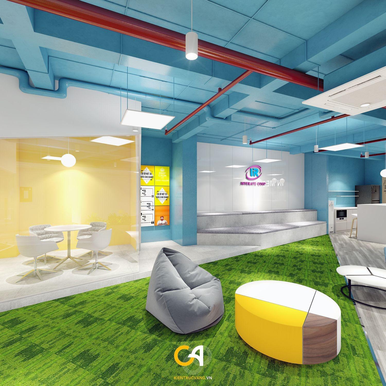 Thiết kế nội thất Văn Phòng tại Đà Nẵng Thiết kế thi công nội thất văn phòng Interate tại Đà Thành 1619683370 4