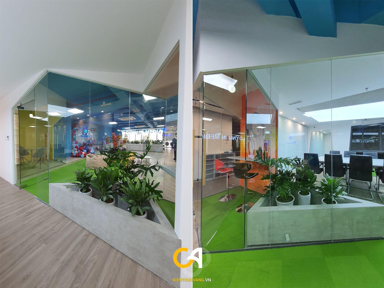 Thiết kế nội thất Văn Phòng tại Đà Nẵng Thiết kế thi công nội thất văn phòng Interate tại Đà Thành 1619683370 7