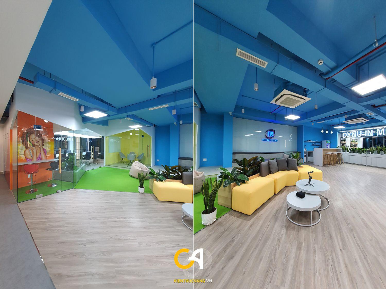 Thiết kế nội thất Văn Phòng tại Đà Nẵng Thiết kế thi công nội thất văn phòng Interate tại Đà Thành 1619683370 8