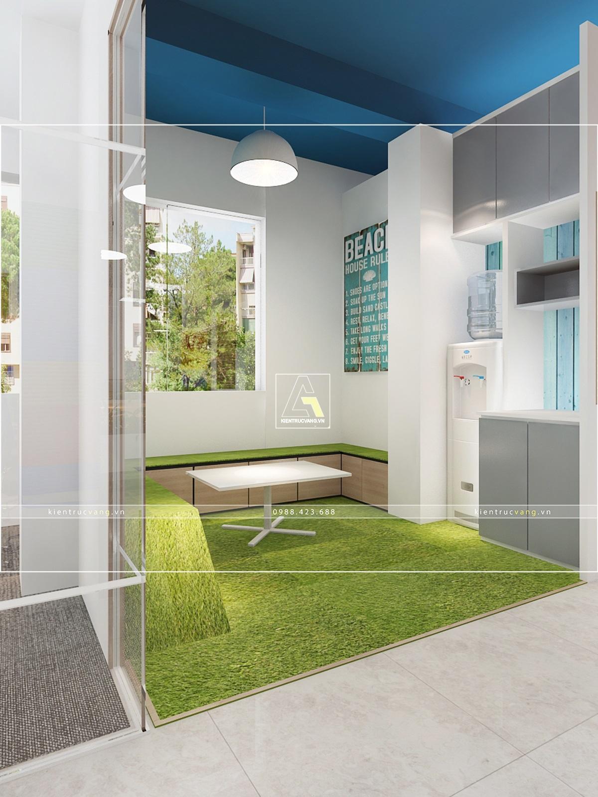 thiết kế nội thất Văn Phòng tại Hà Nội Thiết kế nội thất văn phòng Adcoffee cơ sở 2 Hà Nội 1 1530874036