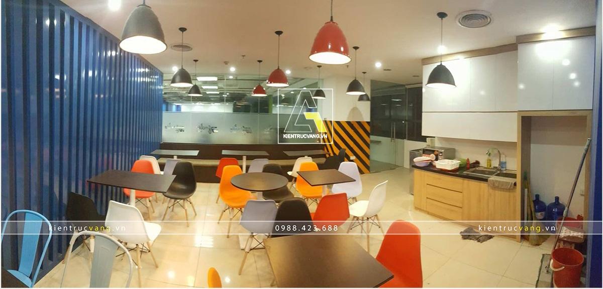 thiết kế nội thất Văn Phòng tại Hà Nội Thiết kế nội thất văn phòng VTC Mobile Hà Nội 16 1530872953