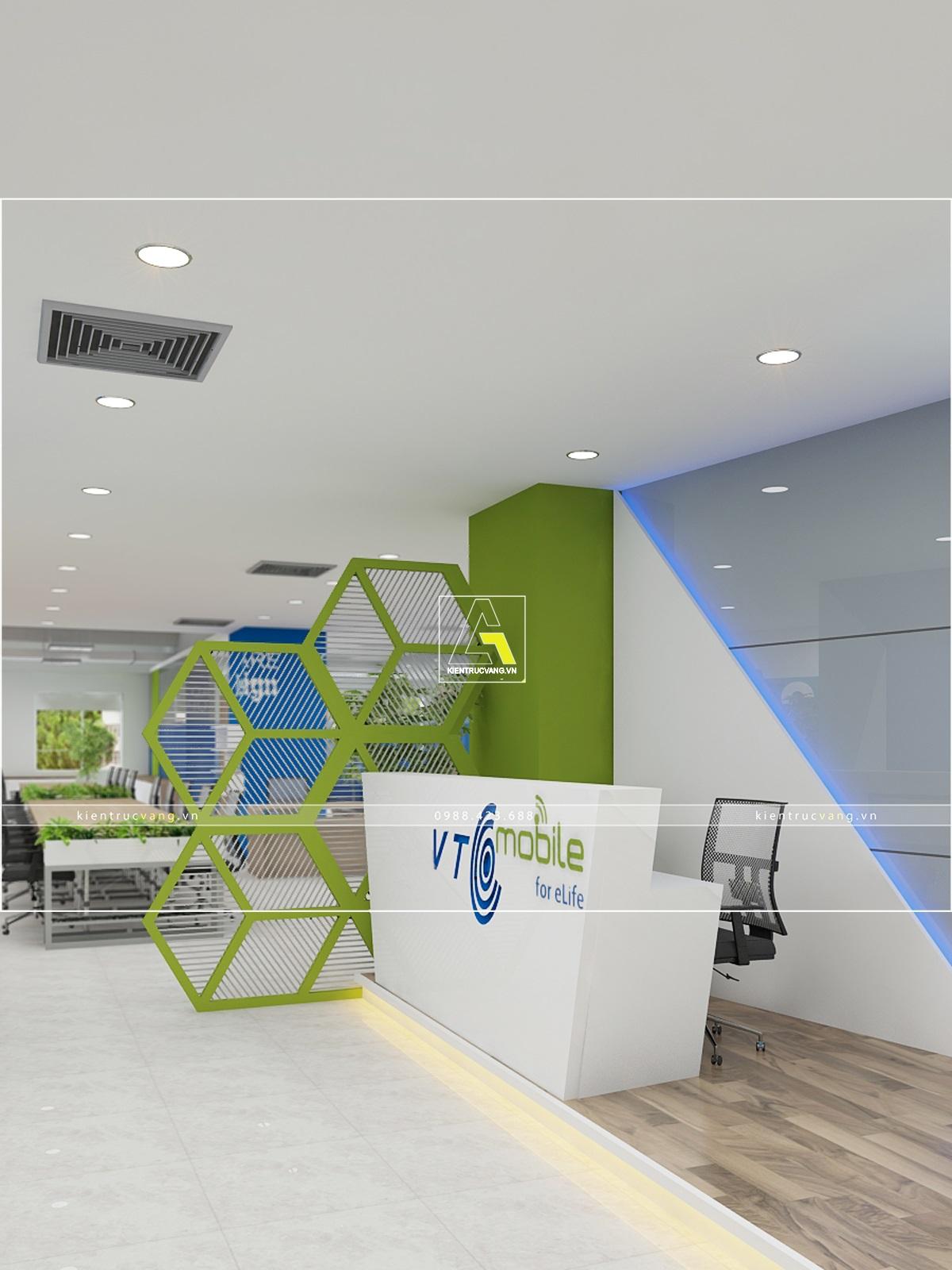 thiết kế nội thất Văn Phòng tại Hà Nội Thiết kế nội thất văn phòng VTC Mobile Hà Nội 19 1530872954