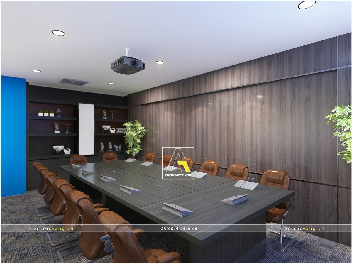 thiết kế nội thất Văn Phòng tại Hà Nội Thiết kế nội thất văn phòng VTC Mobile Hà Nội 37 1530872975
