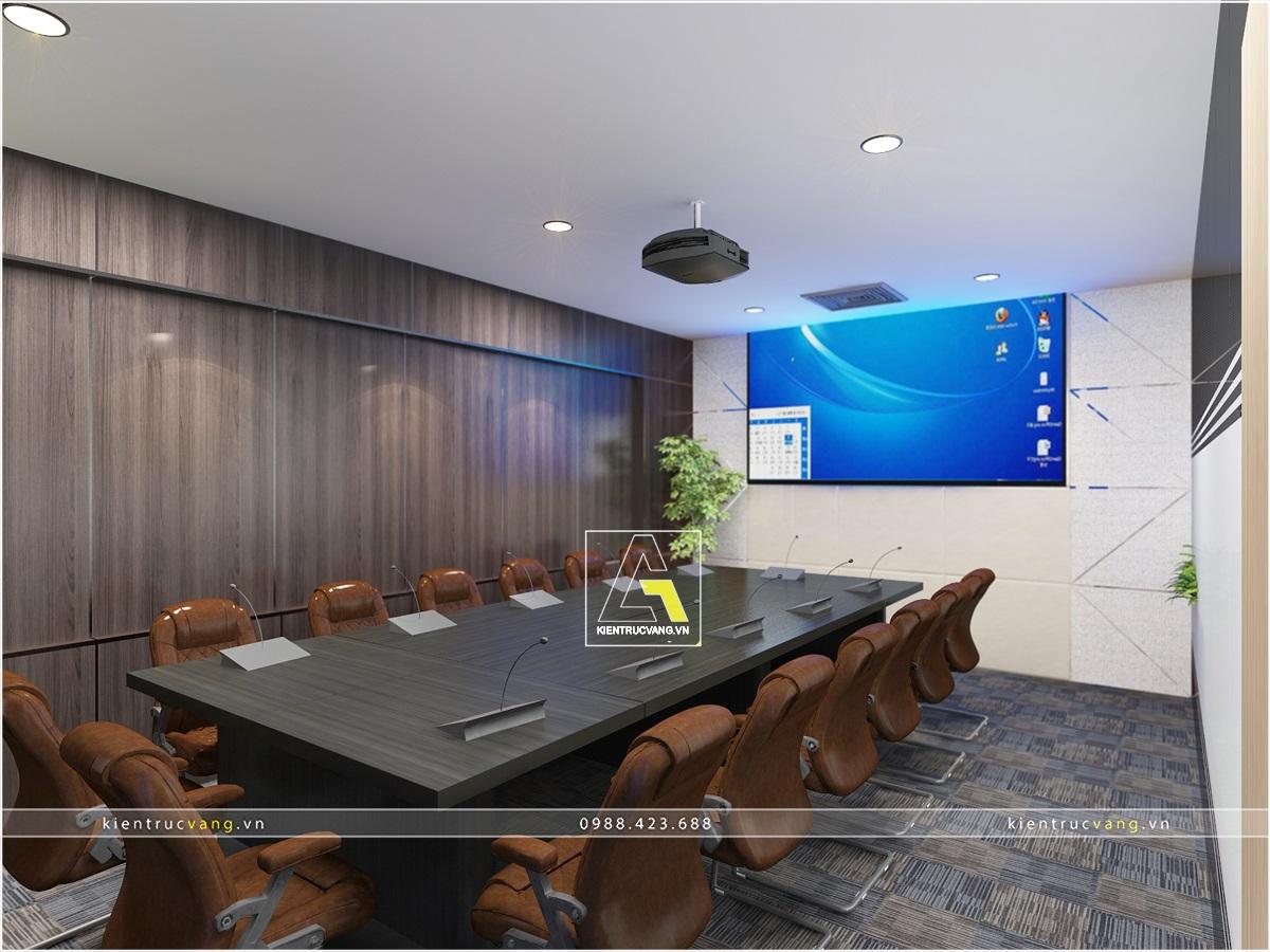 thiết kế nội thất Văn Phòng tại Hà Nội Thiết kế nội thất văn phòng VTC Mobile Hà Nội 38 1530872971