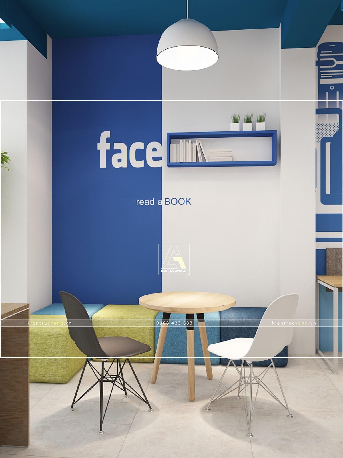 thiết kế nội thất Văn Phòng tại Hà Nội Thiết kế nội thất văn phòng Adcoffee cơ sở 2 Hà Nội 4 1530874040