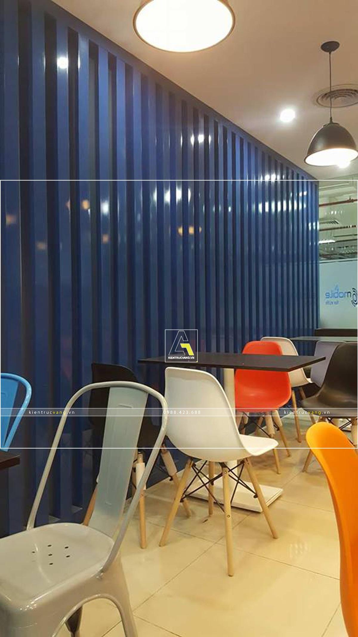 thiết kế nội thất Văn Phòng tại Hà Nội Thiết kế nội thất văn phòng VTC Mobile Hà Nội 5 1530872943