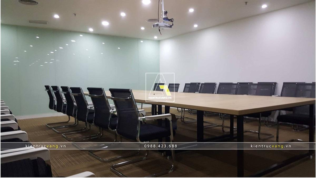 thiết kế nội thất Văn Phòng tại Hà Nội Thiết kế nội thất văn phòng VTC Mobile Hà Nội 6 1530872945