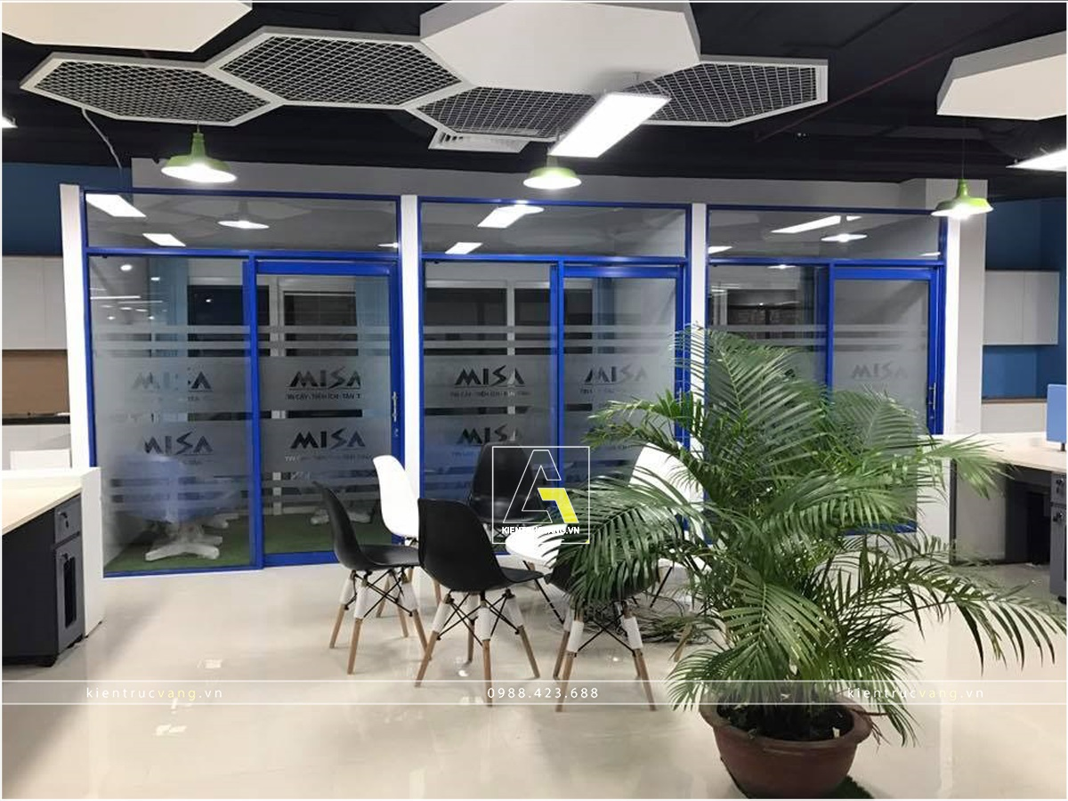 thiết kế nội thất Văn Phòng tại Hồ Chí Minh Thiết kế nội thất văn phòng Misa Hồ Chính Minh 0 1530873731