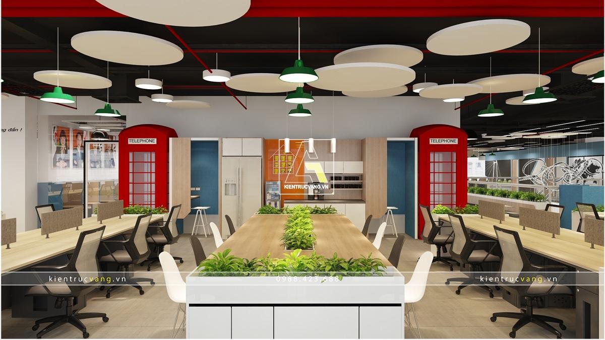 thiết kế nội thất Văn Phòng tại Hồ Chí Minh Thiết kế nội thất văn phòng Misa Hồ Chính Minh 17 1530873737
