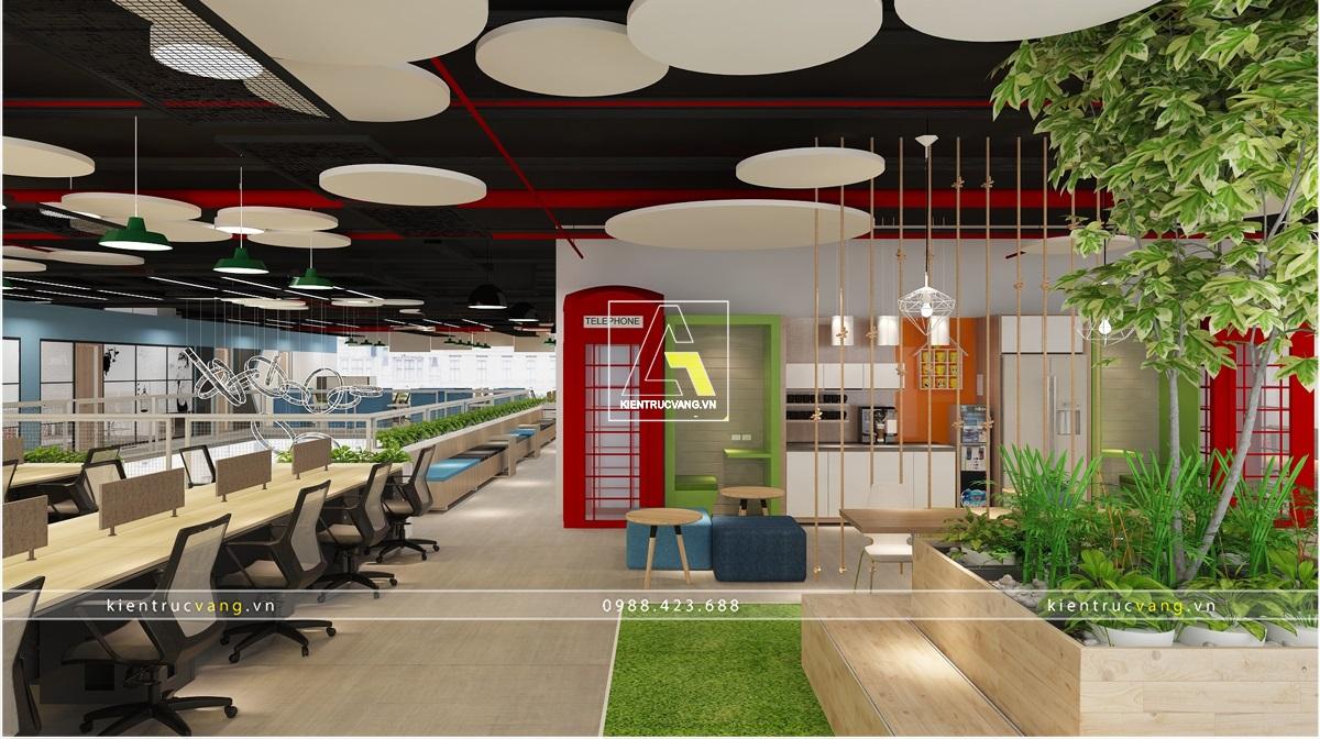 thiết kế nội thất Văn Phòng tại Hồ Chí Minh Thiết kế nội thất văn phòng Misa Hồ Chính Minh 21 1530873739