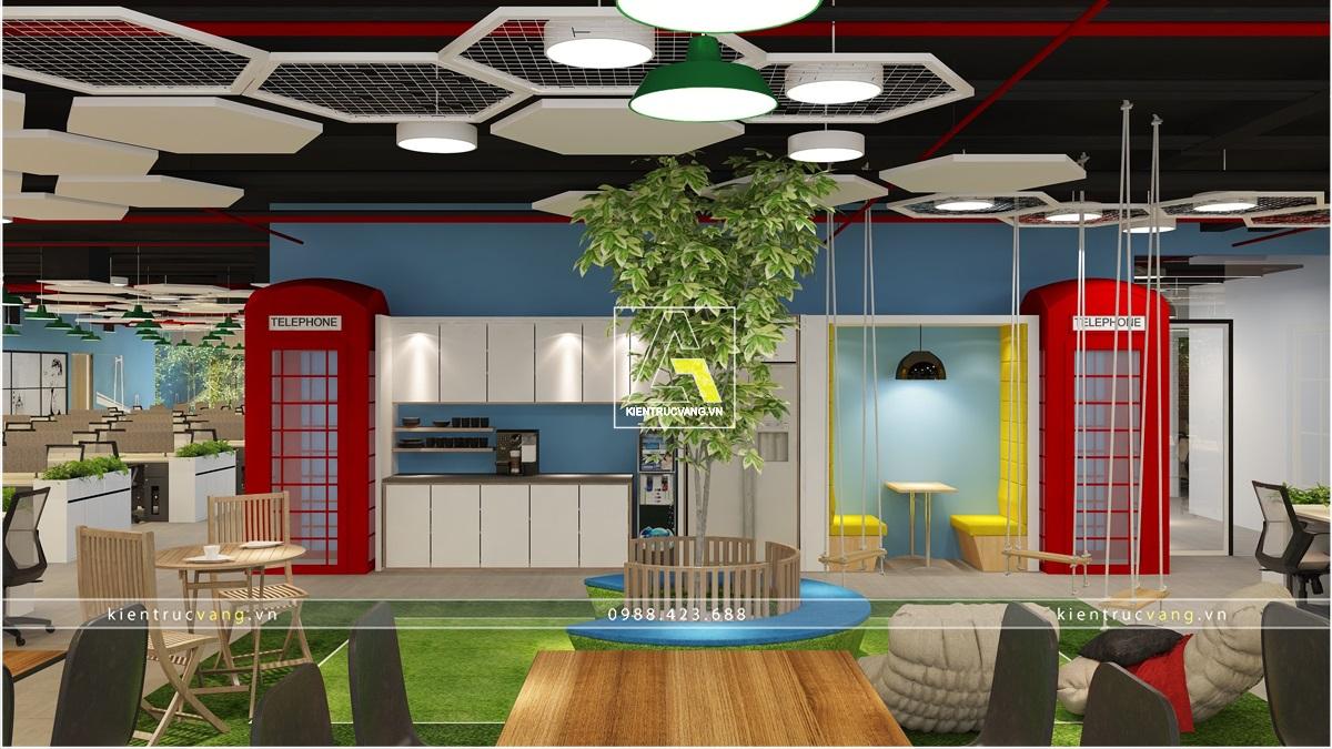 thiết kế nội thất Văn Phòng tại Hồ Chí Minh Thiết kế nội thất văn phòng Misa Hồ Chính Minh 26 1530873745