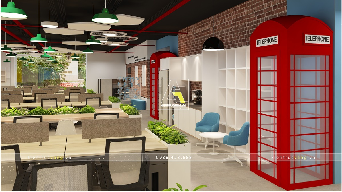 thiết kế nội thất Văn Phòng tại Hồ Chí Minh Thiết kế nội thất văn phòng Misa Hồ Chính Minh 27 1530873747