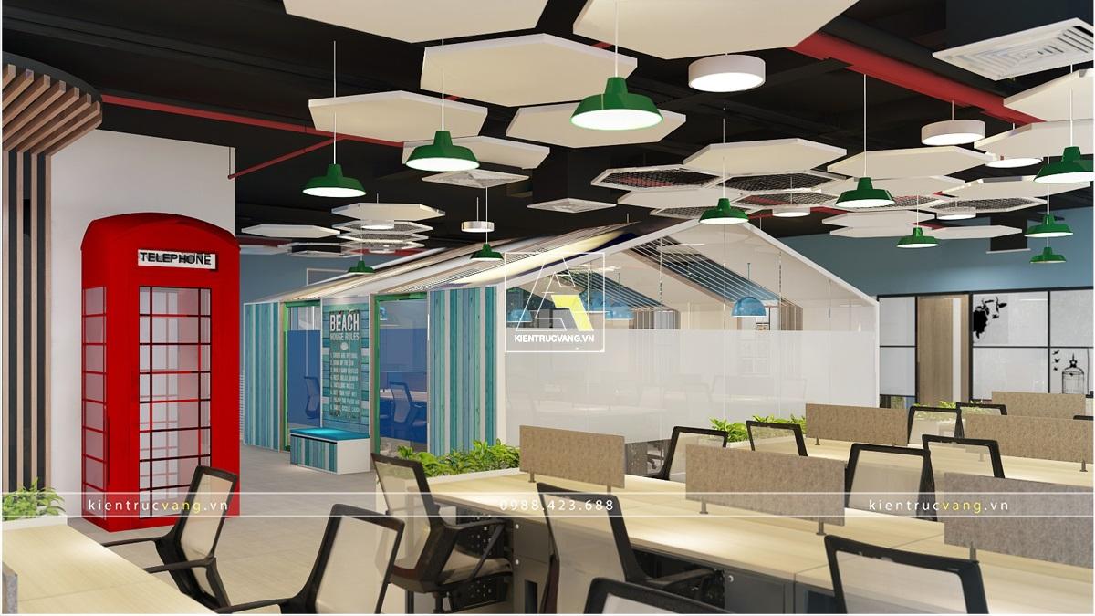 thiết kế nội thất Văn Phòng tại Hồ Chí Minh Thiết kế nội thất văn phòng Misa Hồ Chính Minh 28 1530873751