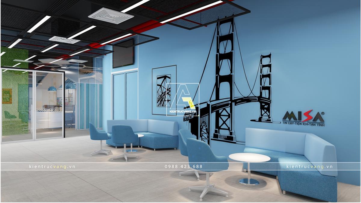 thiết kế nội thất Văn Phòng tại Hồ Chí Minh Thiết kế nội thất văn phòng Misa Hồ Chính Minh 29 1530873746