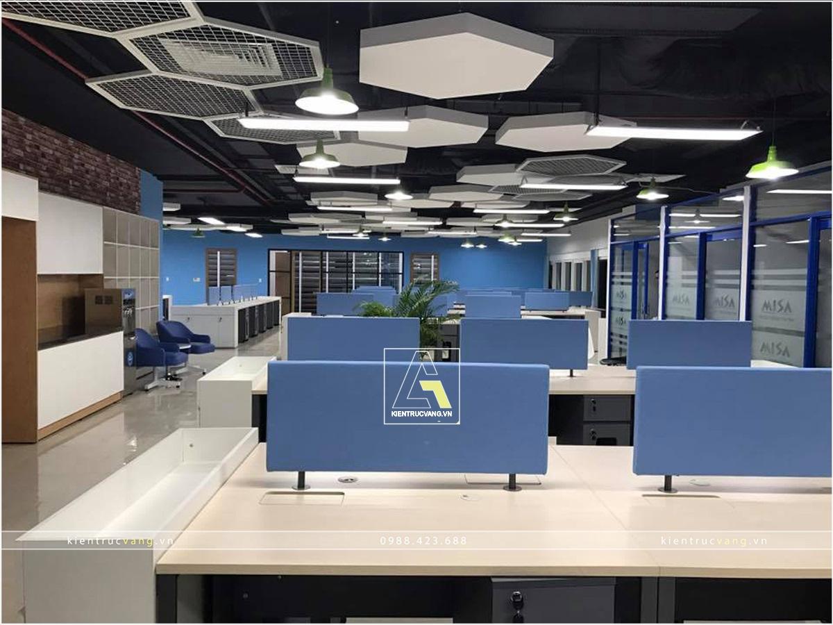 thiết kế nội thất Văn Phòng tại Hồ Chí Minh Thiết kế nội thất văn phòng Misa Hồ Chính Minh 3 1530873726