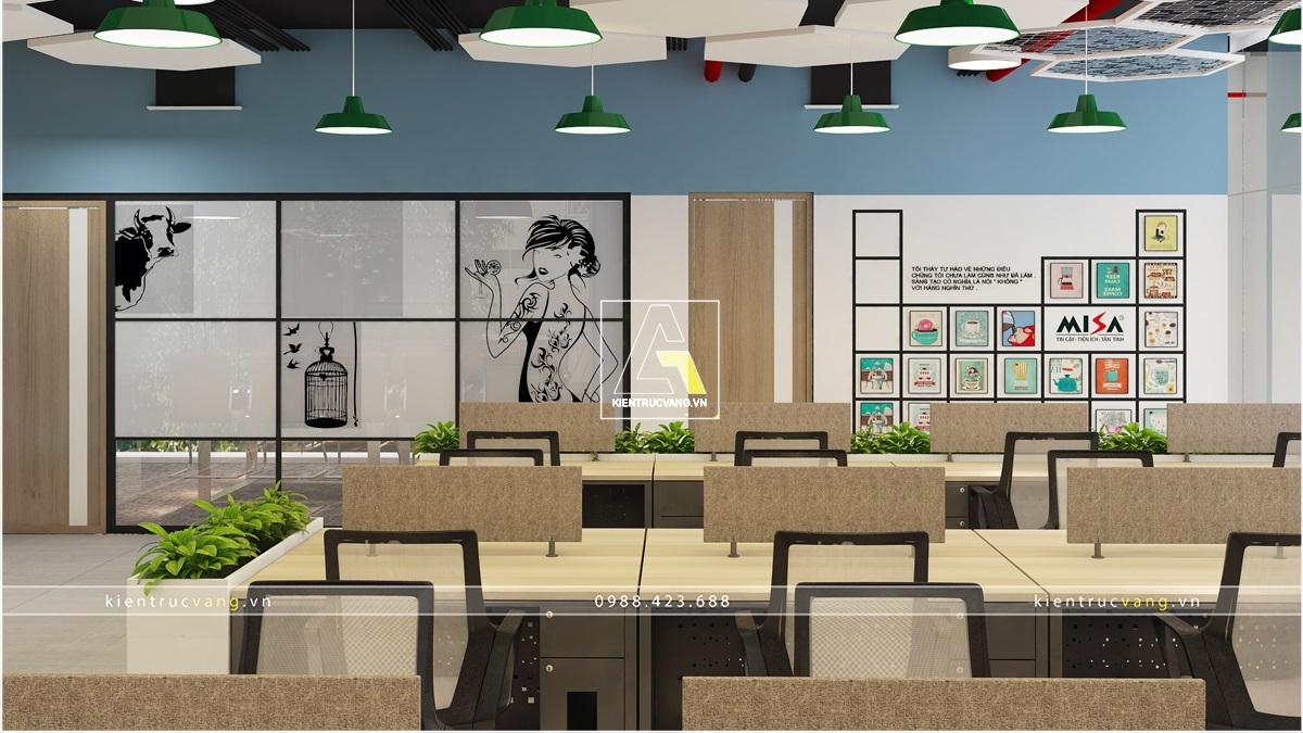 thiết kế nội thất Văn Phòng tại Hồ Chí Minh Thiết kế nội thất văn phòng Misa Hồ Chính Minh 32 1530873753