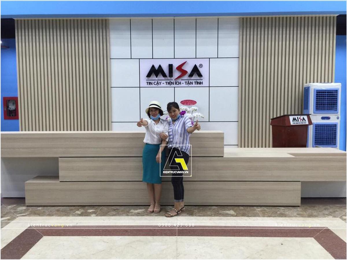 thiết kế nội thất Văn Phòng tại Hồ Chí Minh Thiết kế nội thất văn phòng Misa Hồ Chính Minh 4 1530873730