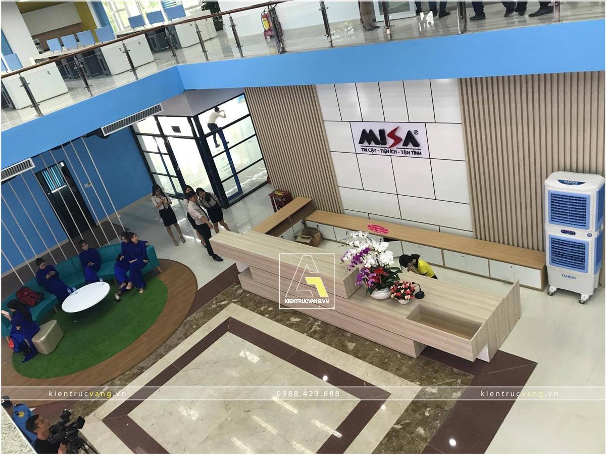 thiết kế nội thất Văn Phòng tại Hồ Chí Minh Thiết kế nội thất văn phòng Misa Hồ Chính Minh 6 1530873732