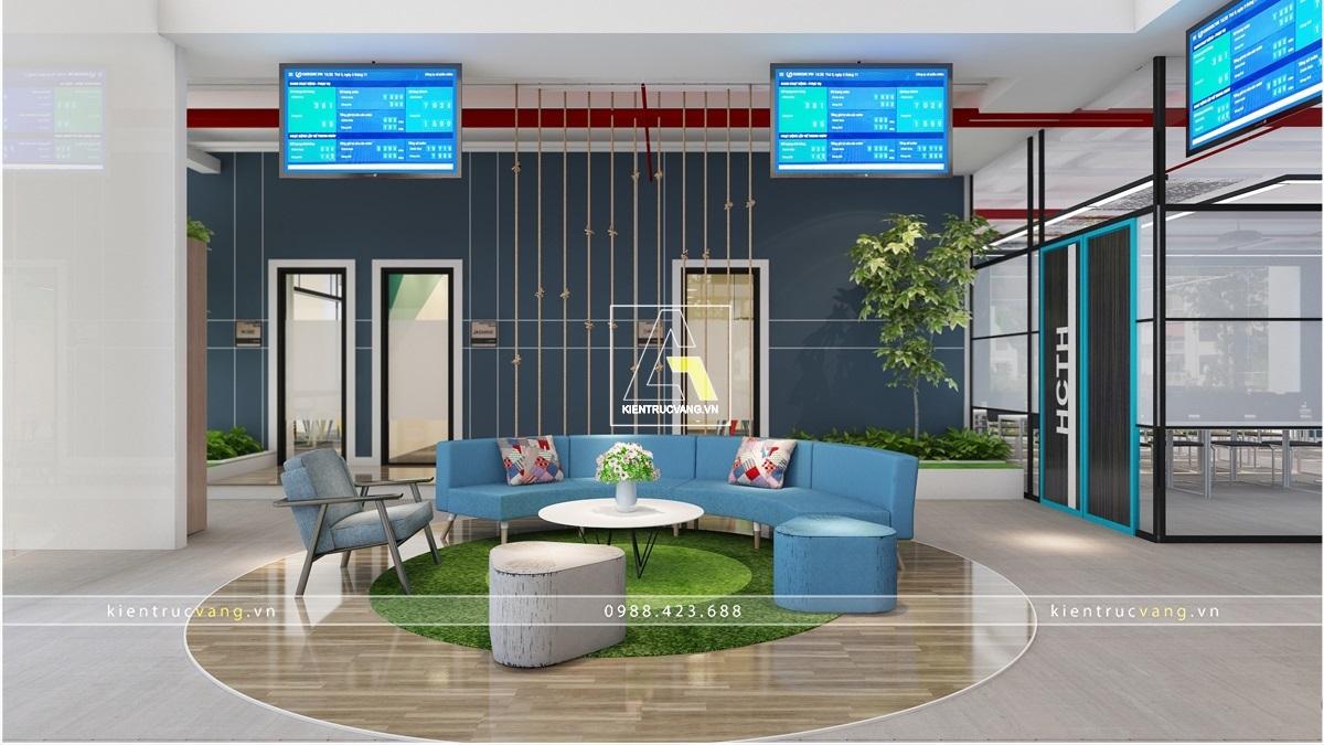 thiết kế nội thất Văn Phòng tại Hồ Chí Minh Thiết kế nội thất văn phòng Misa Hồ Chính Minh 9 1530873731