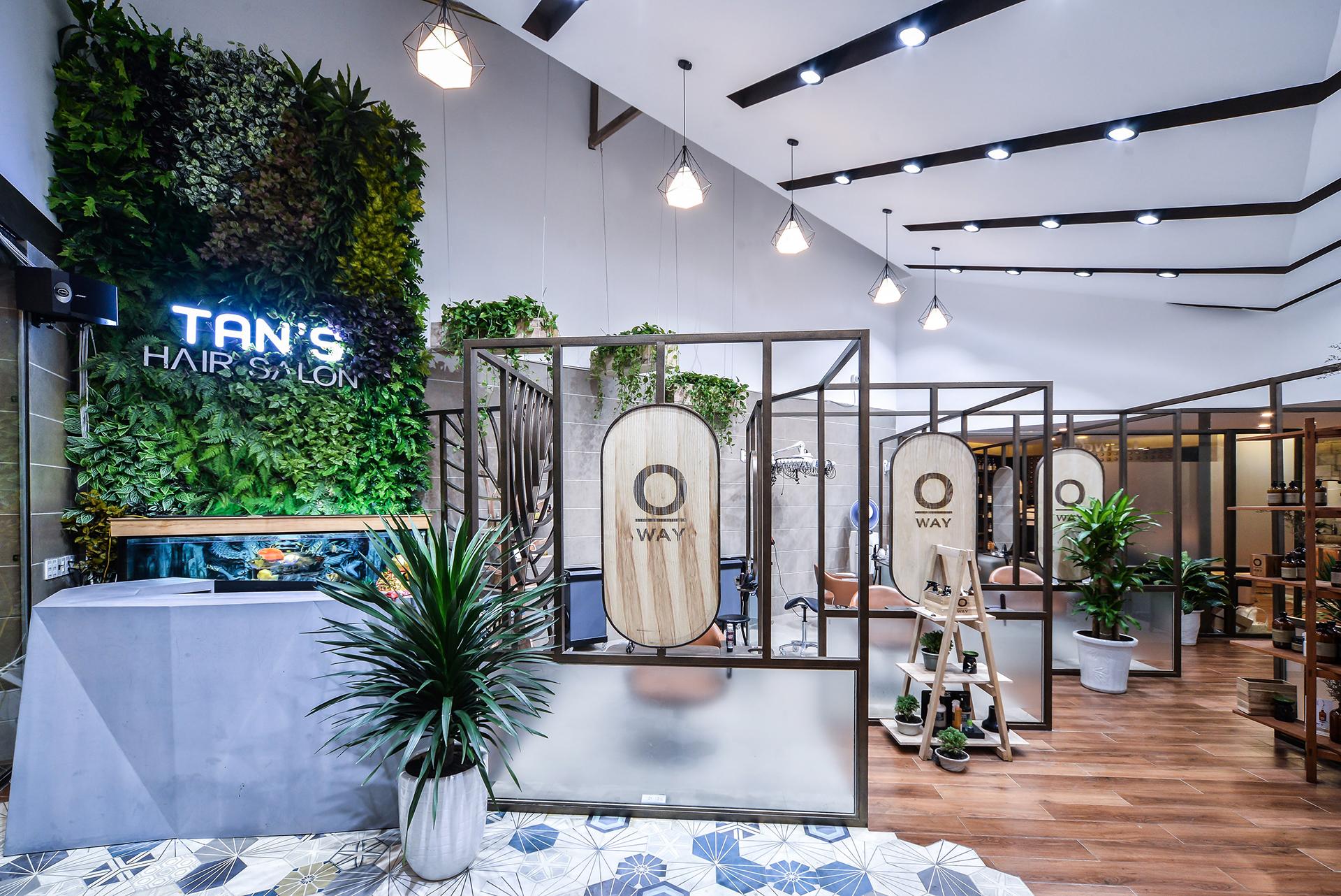 thiết kế nội thất Spa tại Nghệ An Thiết kế Tan's Hair Salon 3 1537501450