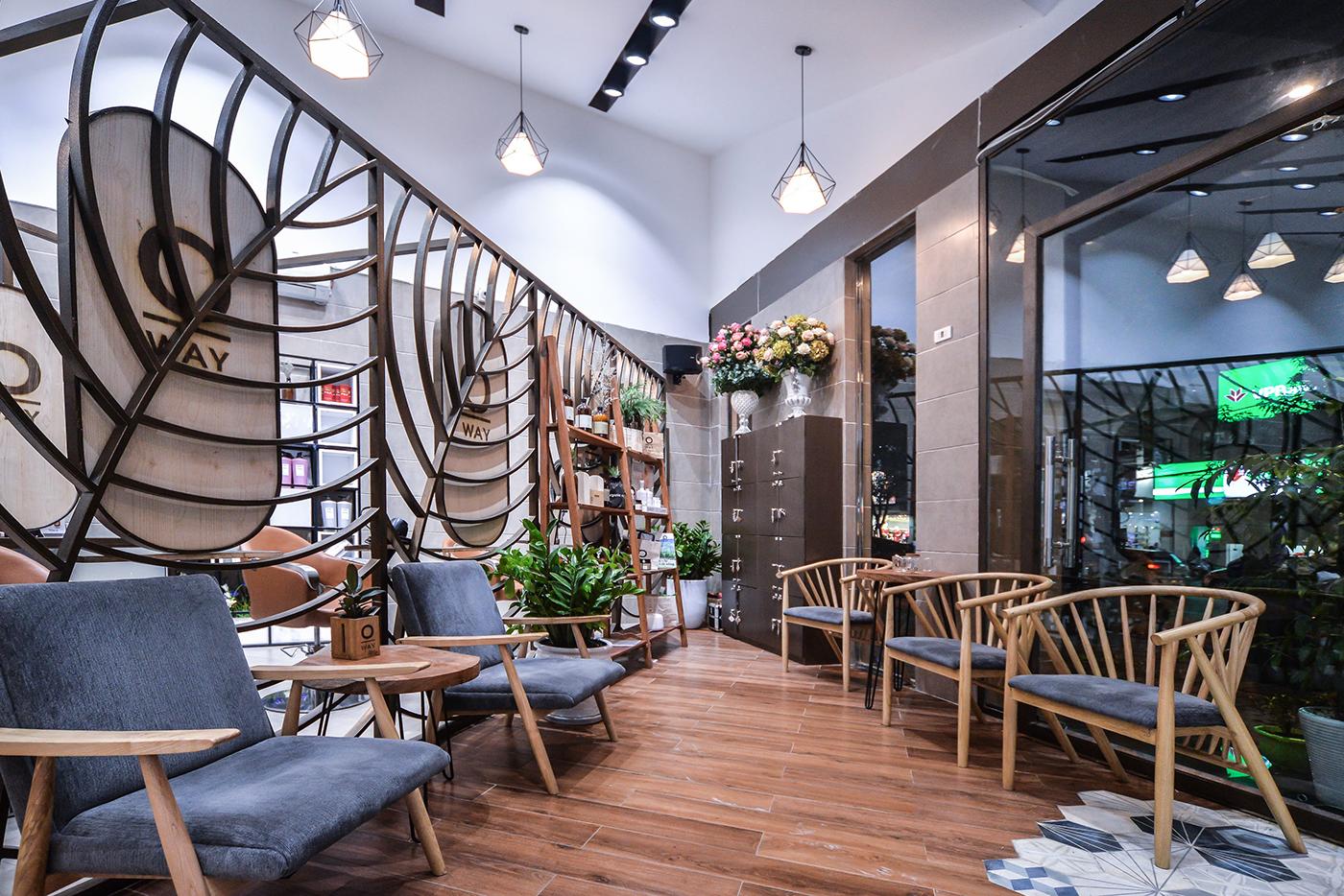 thiết kế nội thất Spa tại Nghệ An Thiết kế Tan's Hair Salon 4 1537501438