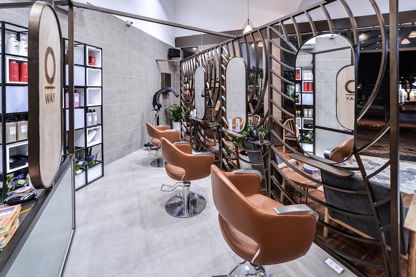thiết kế nội thất Spa tại Nghệ An Thiết kế Tan's Hair Salon 5 1537501448