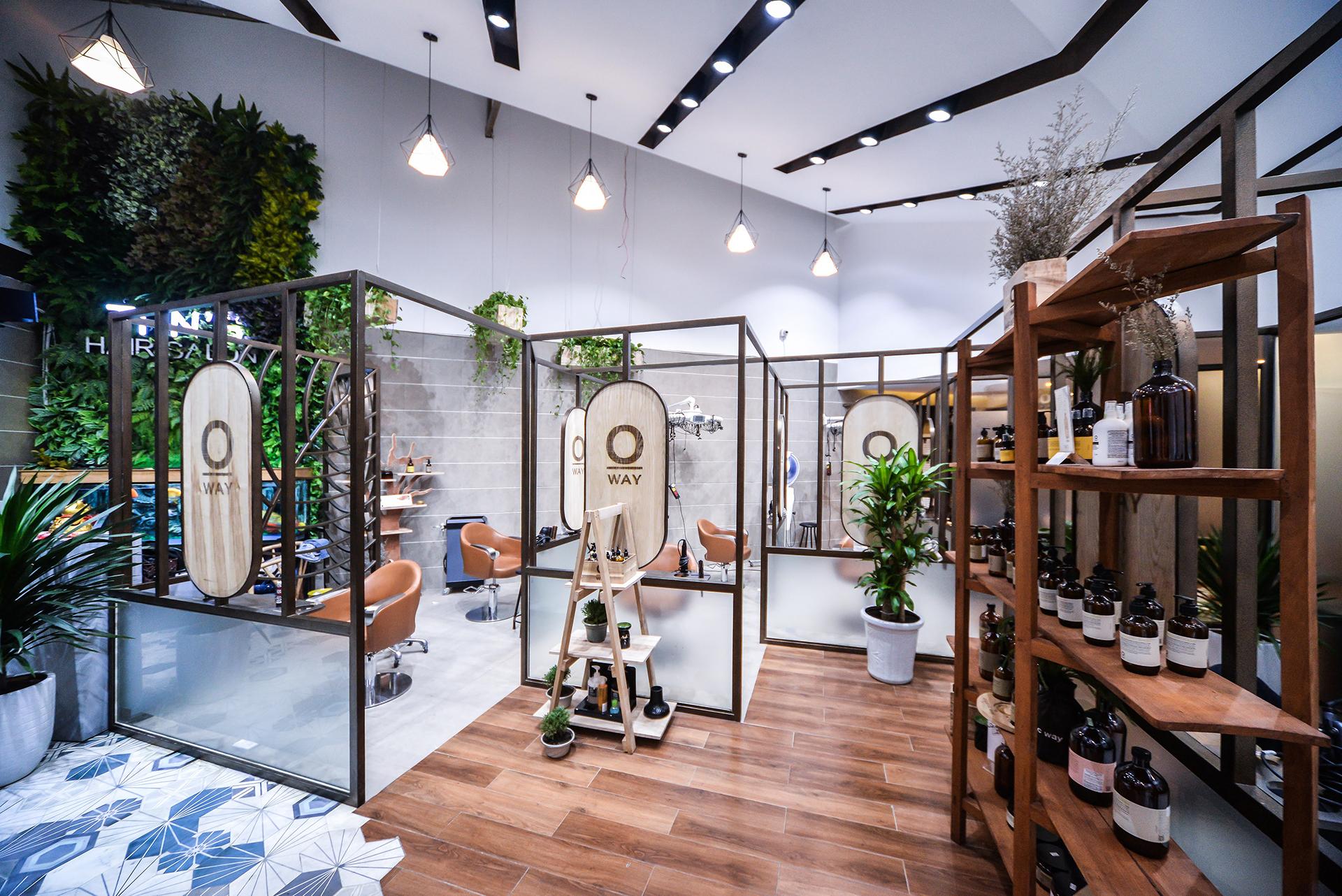 thiết kế nội thất Spa tại Nghệ An Thiết kế Tan's Hair Salon 6 1537501451