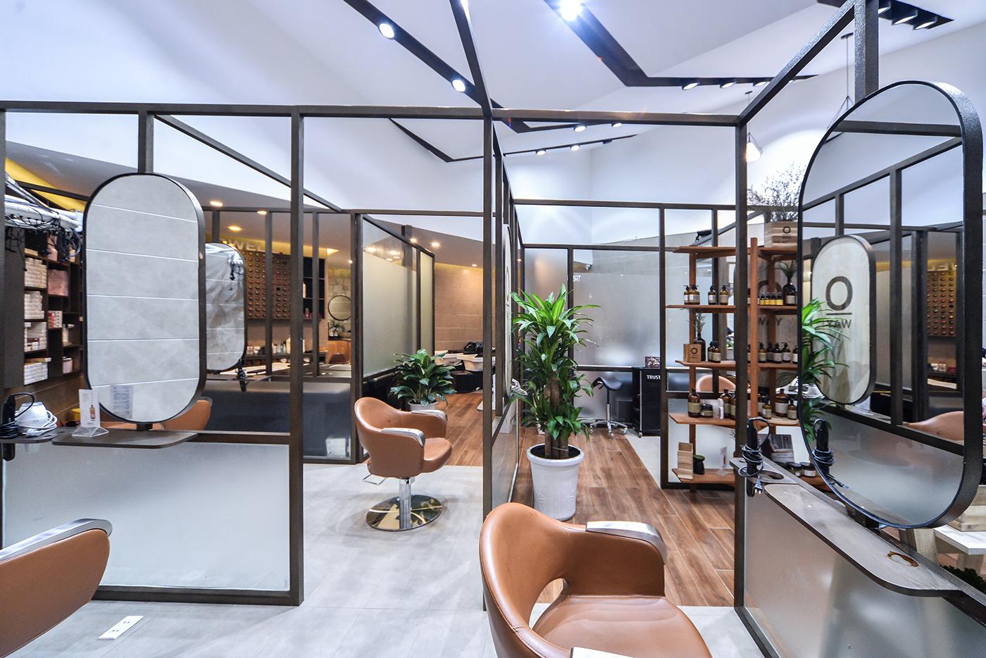 thiết kế nội thất Spa tại Nghệ An Thiết kế Tan's Hair Salon 9 1537501429