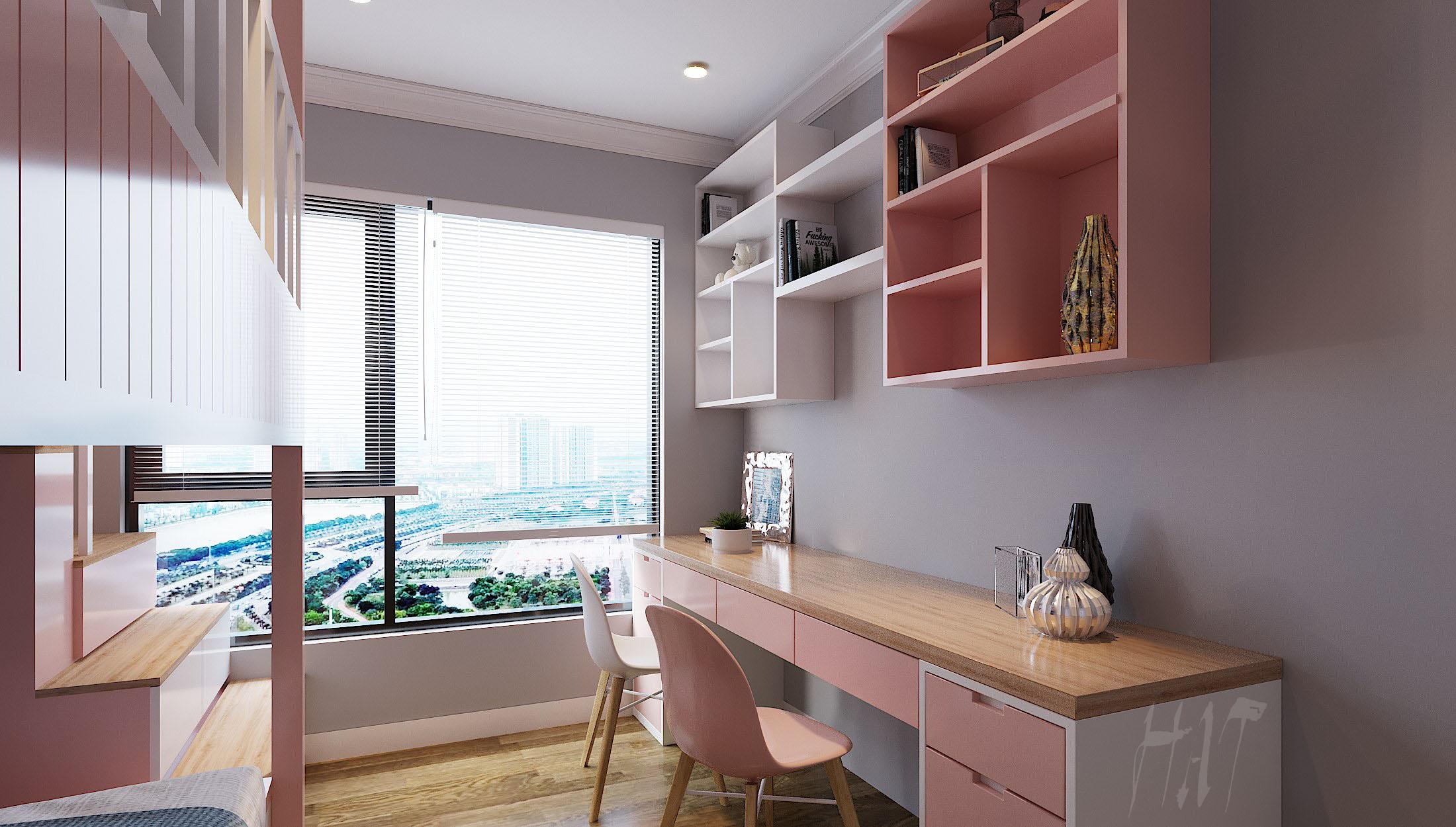 thiết kế Nội thất Chung Cư Căn hộ Chung cư nhà ở01