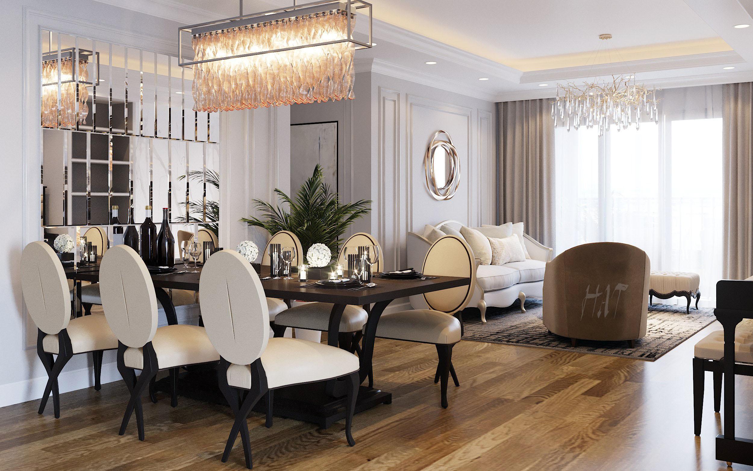 thiết kế Nội thất Chung Cư Căn hộ Chung cư nhà ở30