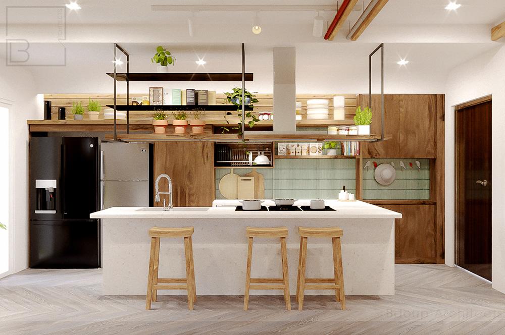 thiết kế nội thất chung cư tại Hồ Chí Minh Tropic Garden Apartment 1 1569316948